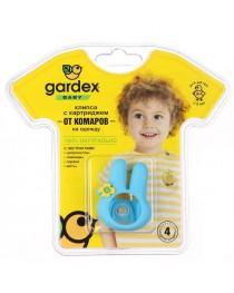Gardex baby клипса с картриджем от комаров n1