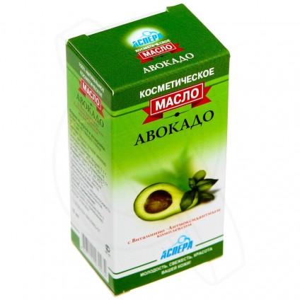 Авокадо масло косметическое 10мл