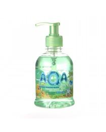 Aqa baby жидкое мыло д/детей морские приключения 300мл
