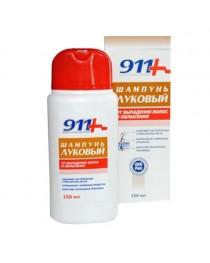 911- бальзам луковый п/выпад/облысен волос 150мл